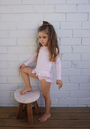 Polka Dot Swim Set