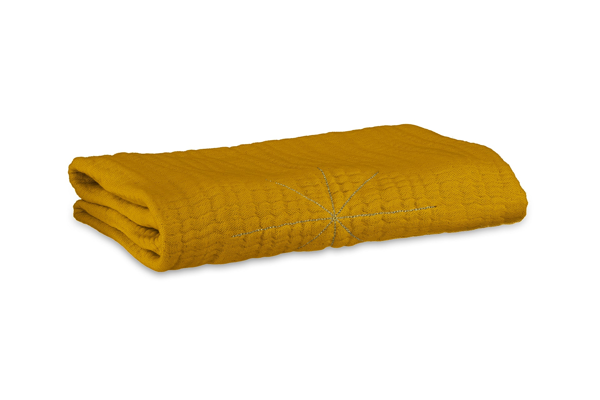 Baby Blanket Gold