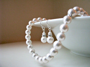 [Luxury Handmade Jewelry For Brides And Bridesmaids] - Magnolia Tree Studio