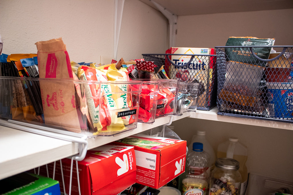 How to Organize a Pinterest Worthy Pantry