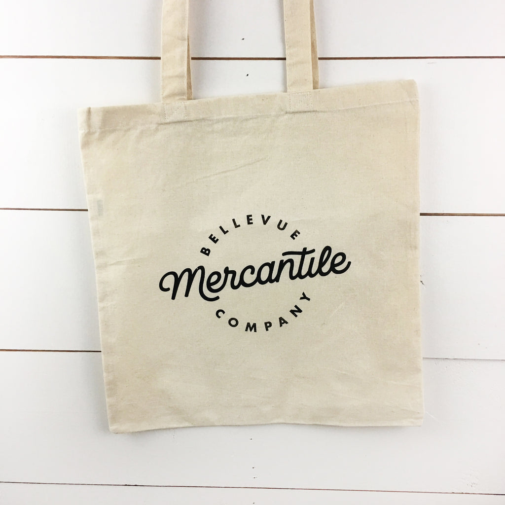 Mercantile Canvas Tote