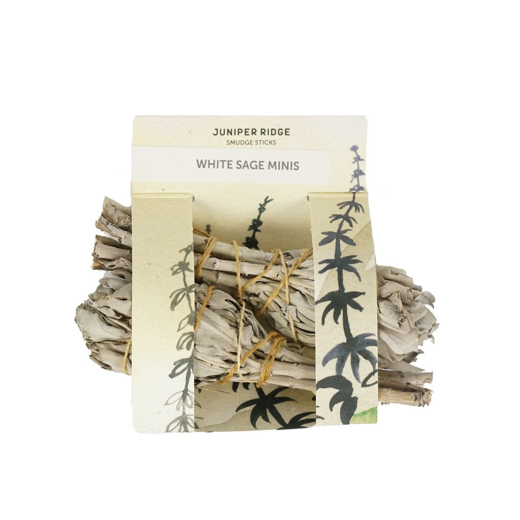 Smudge White Sage – Mini's