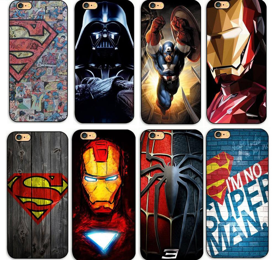 Marvel/DC Hard Cases