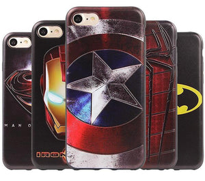 Marvel/DC Soft Cases