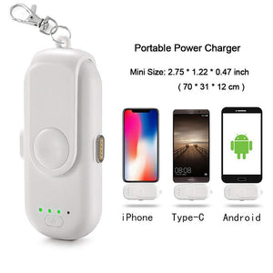 Wireless Portable Phone Charger