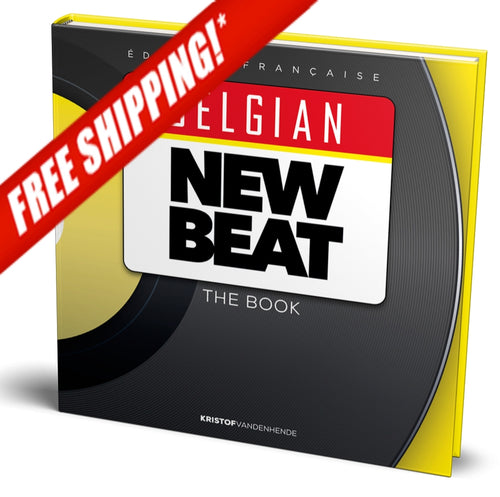 Belgian New Beat - The book (Français)