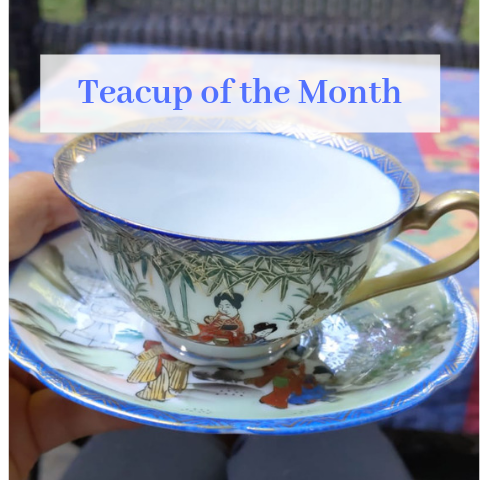 Teacup of the Month: September