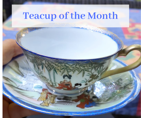 Teacup of the Month for September