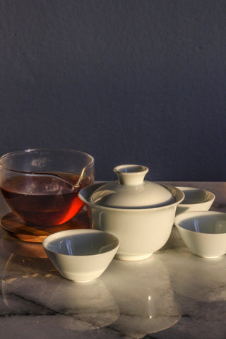 Travel Gaiwan Tea Set