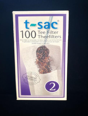 TSac - 100 Filters pack