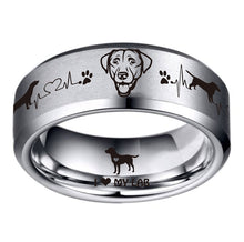 Today Only 70% Off 😍 Labrador Lover Titanium Ring ⭐️⭐️⭐️⭐️⭐️ Reviews