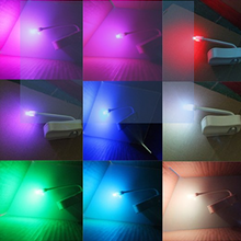 Colorful Motion Sensor Toilet Nightlight