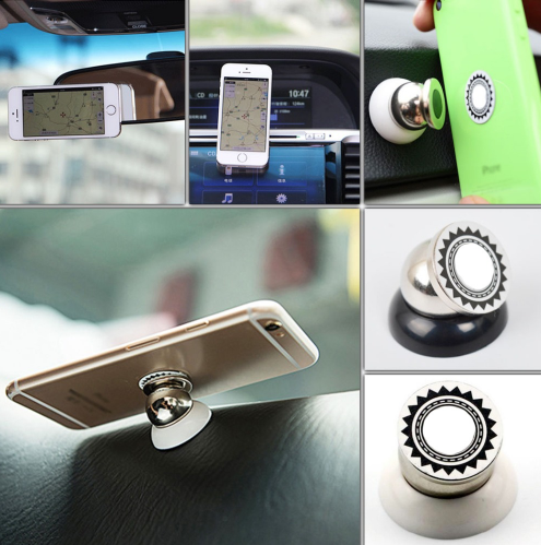 Ultra Slim 360 Magnetic Cell Phone Holder