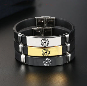 Today Only 60% Off 😍 Love My Doberman Bracelet