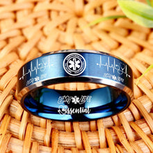 Today Only 60% Off 😍  Free Bracelet W/Purch! PARAMEDIC or EMT 🚑  Titanium Ring   ⭐️⭐️⭐️⭐️⭐️  Reviews
