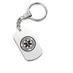 Today Only 50% Off 😍  Choose EMT or PARAMEDIC Keychain
