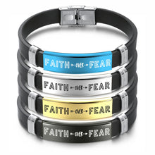 Today Only 60% Off 😍  Faith Over Fear Bracelet ✝️