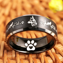 Today Only 60% Off  + FREE BRACELET 😍 German Shepherd Lover Ring  ⭐️⭐️⭐️⭐️⭐️ Reviews