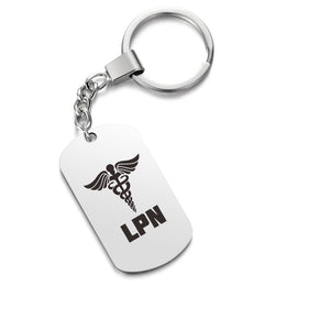 Today Only 50% Off 😍  LPN Keychain 🏥