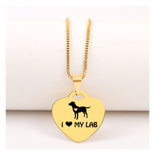 Today Only 60% Off 😍 Love My Labrador Necklace