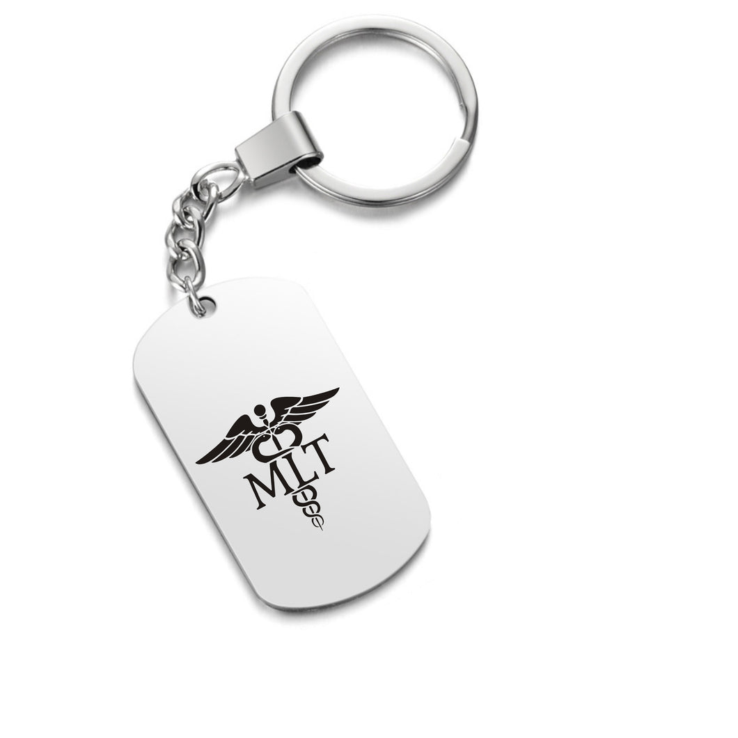 Today Only 50% Off 🔬 Lab Tech Keychain