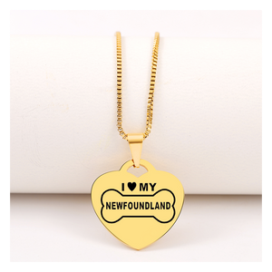 Today Only 60% Off 😍 Love My Newfoundland Necklace