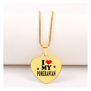 Today Only 60% Off 😍 Pomeranian Lover Necklace