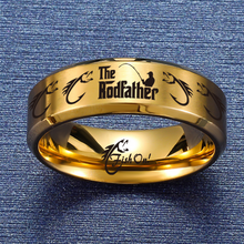 Today Only 60% Off 🎣 Free Gift w/Purch! The Rodfather Titanium Ring ⭐️⭐️⭐️⭐️⭐️ Reviews