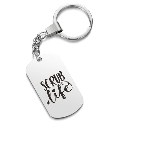Today Only 50% Off 😍  Scrub Life Keychain