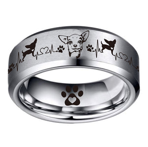 Today Only 70% Off 😍 Chihuahua Lover Titanium Ring ⭐️⭐️⭐️⭐️⭐️ Reviews