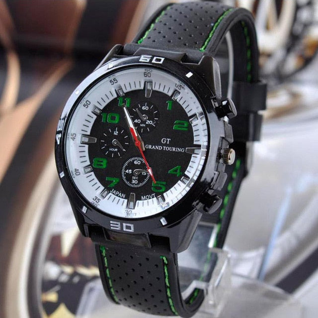 Men's Military Quartz Wrist Watch (50% OFF + FREE SHIPPING!!!)