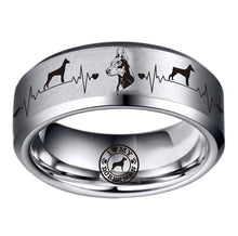 Today Only 70% Off 😍 Doberman Lover Titanium Ring ⭐️⭐️⭐️⭐️⭐️ Reviews