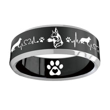 Today Only 70% Off German Shepherd Titanium Ring 😍 ⭐️⭐️⭐️⭐️⭐️ Reviews