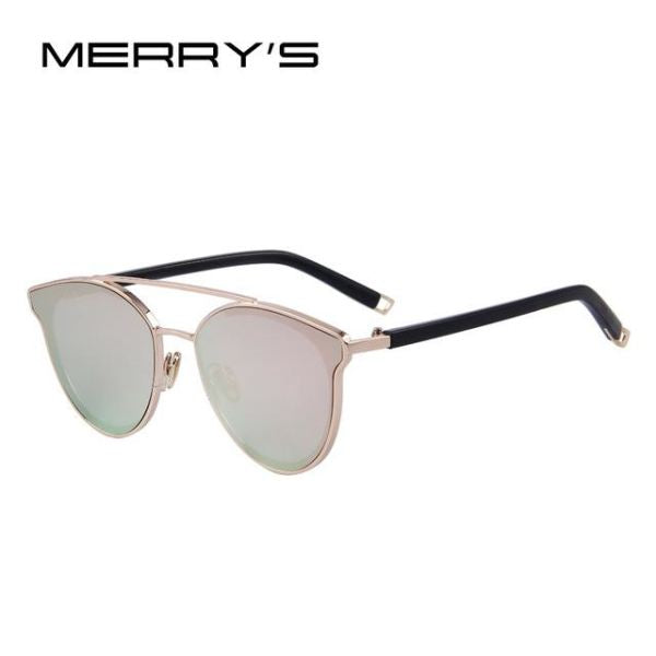 Super Stylish Cat Eye Sunglasses For Women C02 Pink Sunglasses