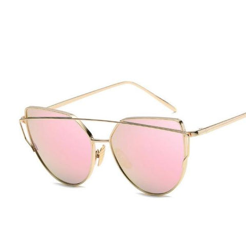 Stylish Cat Eye Sun Glasses Sunglasses For Women G / Store Sunglasses
