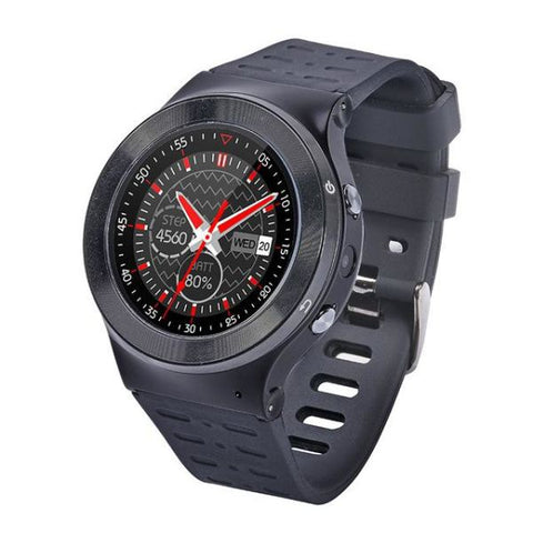 Android 5.1 Os Support Smart Watch Black Watch