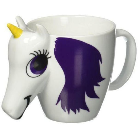 3D Color Changing Unicorn Mug Household