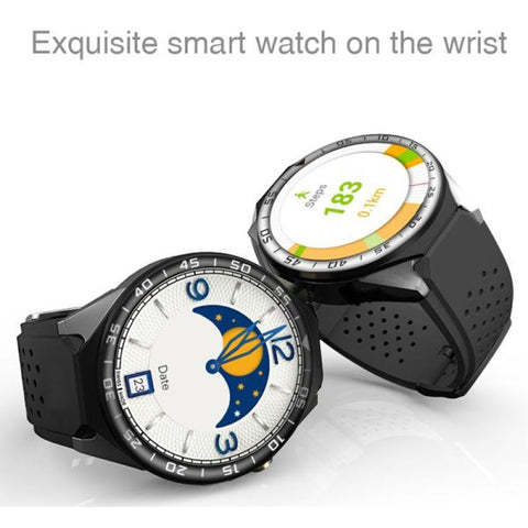 Android Supported 2Gb Ram + 16 Gb Rom Smart Watch Watch