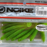 Noike Wobble Shad 3 inch