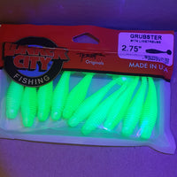 Lunker City Grubster 2.75 inch