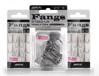 BBK FANGS 4X ULTRA ANTI-RUST TREBLE