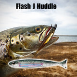 Fish Arrow Flash J Huddle 3 inch