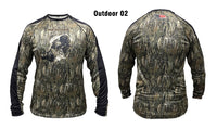 Monster3X Camisa Outdoor Shirts