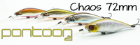 Pontoon 21 Chaos 72mm DR