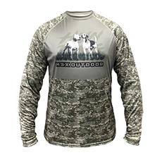 Monster 3x Camisa Outdoor Shirts
