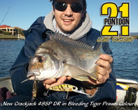 Pontoon 21 Crackjack 48mm SP DR