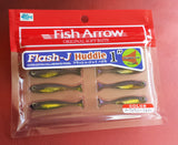 Fish Arrow Flash J Huddle 1 inch