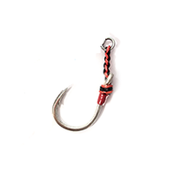 Damiki Vex Jigging Assist Red