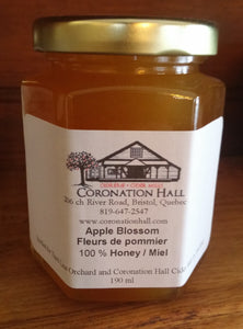Honey, set of three 190 mL jars