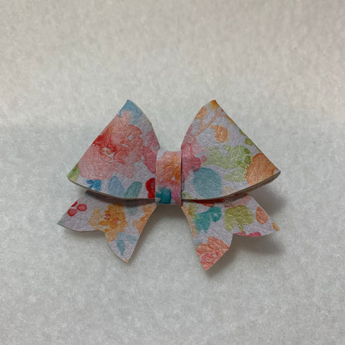 Piggy Tail Bows